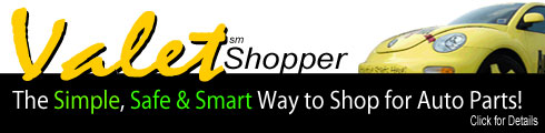 Valet Shopper for Used Auto Parts NC - by Automotiveinet